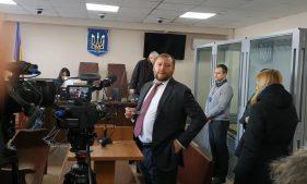 В Харькове сорвали судебное заседание