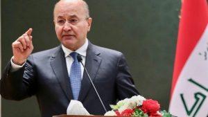 Новый президент Ирака призывает игнорировать санкции США в отношении Ирана