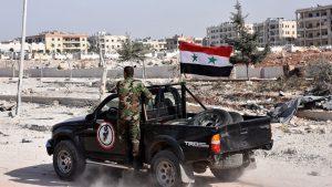 Сводка событий в Сирии и на Ближнем Востоке за 12 ноября 2018 года