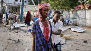 «Аль-Каида» в Сомали взяла на себя ответственность за теракты в Могадишо