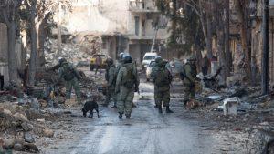 Сводка событий в Сирии и на Ближнем Востоке за 13-14 ноября 2018 года