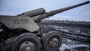 Тяжелая артиллерия и РСЗО «Град» вновь перекинуты ВСУ к фронтам — разведка ДНР