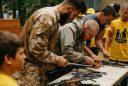 Школьники Киева устроят конкурс снайперов на годовщину евромайдана