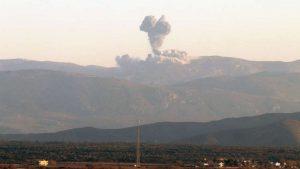 Очередной американский авиаудар на востоке Сирии убил 40 мирных жителей