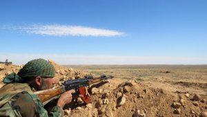 Сводка событий в Сирии и на Ближнем Востоке за 17 ноября 2018 года