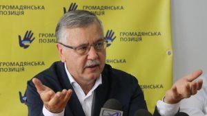 Гриценко: Украина провалит переговоры с Москвой без посредников Запада