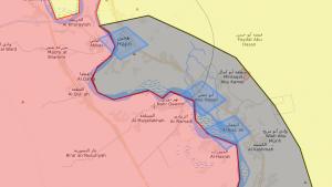 Коалиция США обвинила сирийскую армию в жертвах среди мирного населения на востоке Сирии