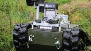 Войны роботов: зачем Британия проводит учения в Солсбери
