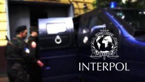 полиция Интерпол