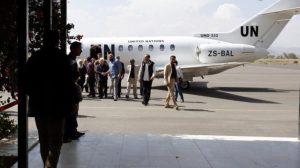 спецпосланник ООН Гриффитс прибыл в Йемен