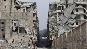 Сводка событий в Сирии и на Ближнем Востоке за 21 ноября 2018 года