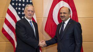 США устанавливают наблюдательные пункты на сирийско-турецкой границе