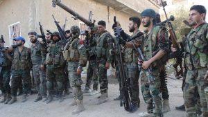 Сводка событий в Сирии и на Ближнем Востоке за 22 ноября 2018 года