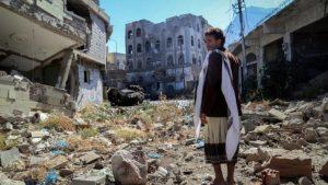 Спецпосланник ООН прибыл в Ходейду, США призывают отдать йеменский порт