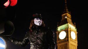 Хакеры раскрыли антироссийский проект правительства Великобритании
