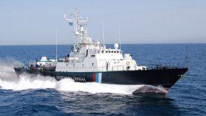 Российский спецназ захватил три украинских корабля в Керченском проливе