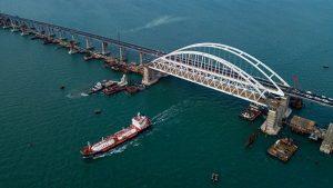Керченский пролив вновь открыли для судоходства
