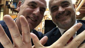 Косово и Албания взяли курс на сближение и отменили пошлины