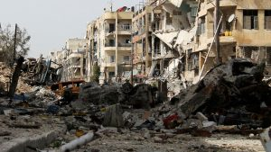 Сводка событий в Сирии и на Ближнем Востоке за 28 ноября 2018 года