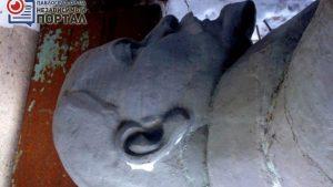 В Павловграде коммунальное предприятие продаст памятник Ленину, чтобы рассчитаться за долги