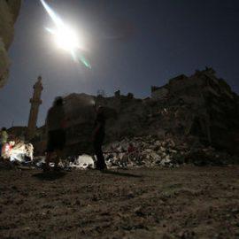 Системы ПВО Сирии отразили ракетный удар по пригороду Дамаска