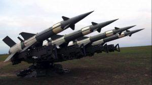 На побережье Азовского моря прошли учения боевиков ВСУ