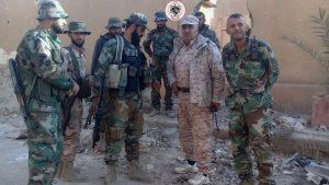 Интервью: Как наши военкоры спасли сирийского полковника под Дейр-эз-Зором