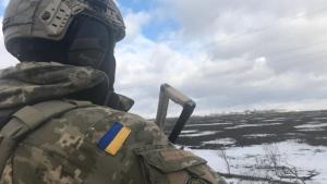 Донбасс. Оперативная лента военных событий 01.12.2018