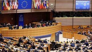 В Европарламент внесли на рассмотрение резолюцию предлагающую изменить формат формат сотрудничества с Россией, который исключает действие Соглашения о партнёрстве и сотрудничестве с Россией и в частности содержит требование «остановить» реализацию «Северного потока – 2.