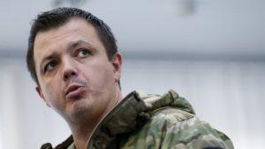 Пойманный с нелегальным оружием в Тбилиси нардеп Семёнченко оправдывается