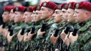 армия Сербии
