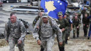 военные США в Косовоj