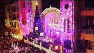 Христиане Сирии готовятся к Рождеству. Латакия