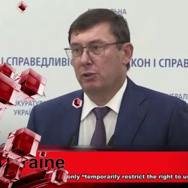 The anti-Russian sanctions will be extended Breaking News, 10th of December, 2018