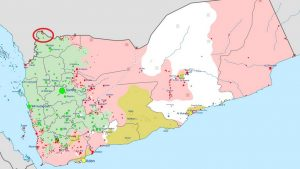 Саудовские войска наступают в сердце хуситской территории на севере Йемена
