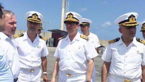 Турция построит две новые военно-морские базы