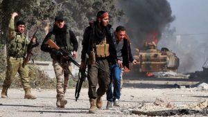 Курды обвинили Турцию в дестабилизации Северной Сирии