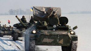 Донбасс. Оперативная лента военных событий 12.12.2018