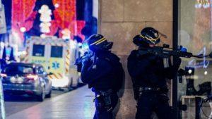 Теракт возле ярмарки во французском Страсбурге