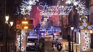 Страсбург, стрельба, ярмарка