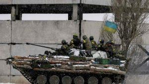 Донбасс. Оперативная лента военных событий 13.12.2018
