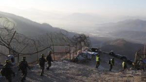 Военные КНДР и Южной Кореи свободно пересекают общую границу