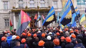 Во Львове шахтеры намерены устроить пикет из-за невыплаты зарплат