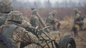 Донбасс. Оперативная лента военных событий 15.12.2018