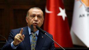Эрдоган рассказал об услышанном на записи убийства Хашкаджи