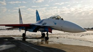 Россия перебрасывает в Крым истребители