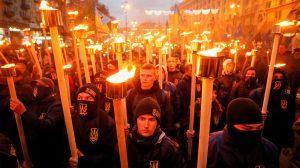 Большинство граждан Украины противятся «факельным маршам» радикалов