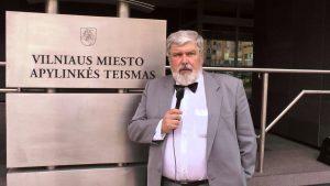 Дипломаты России встретятся с задержанным в Вильнюсе историком Ивановым