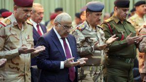 Политический кризис в Ираке — правительство не может назначить министров