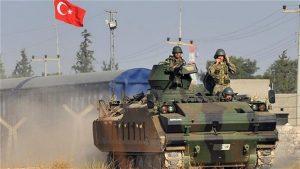 В СМИ появилась информация о планируемой армией Турции «демилитаризованной зоне» в Сирии